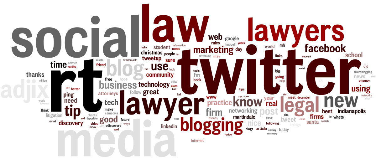 social media and law in the